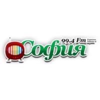 Logo of radio station радио София
