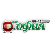 Logo of radio station радио София