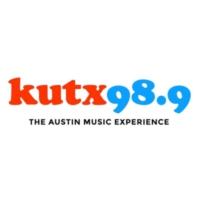 Logo of radio station KUTX 98.9