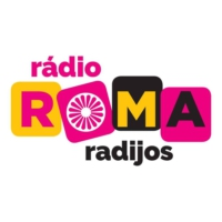 Logo of radio station Rádio Roma