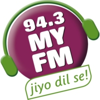 Logo of radio station 94.3 MY FM