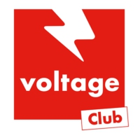 Logo of radio station Voltage Club