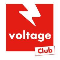 Logo of radio station Voltage Club