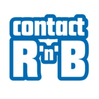 Logo of radio station Radio Contact RnB