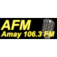 Logo of radio station AFM radio
