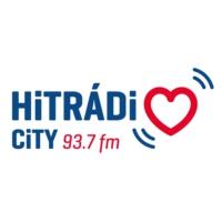 Logo of radio station Hitrádio City 93.7 FM