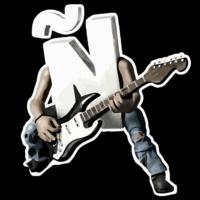 Logo of radio station Radio La Ñ • más rock en español