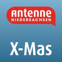Logo of radio station Antenne Niedersachsen X-Mas