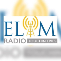 Logo of radio station Elim Radio UK