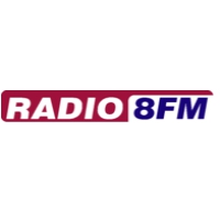 Logo of radio station Radio 8FM