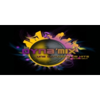 Logo of radio station Dyna'MIX Radio