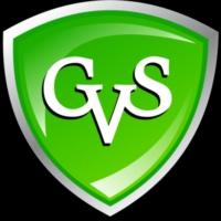 Logo of radio station GVS Radio