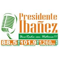 Logo de la radio Radio Presidente Ibañez