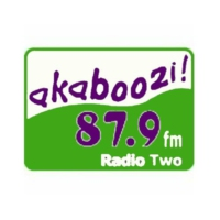 Logo of radio station Akaboozi FM 87.9