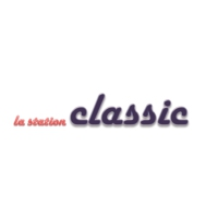 Logo of radio station La Station Classic