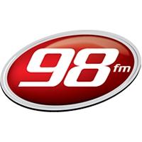 Logo of radio station Radio FM Curitiba 98.9