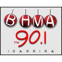 Logo of radio station BHMA Vima