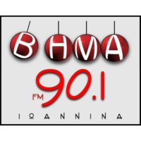 Logo of radio station BHMA Vima