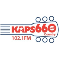 Logo of radio station KAPS 660