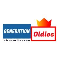Logo of radio station GENERATION OLDIES