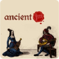 Logo of radio station Ancient FM