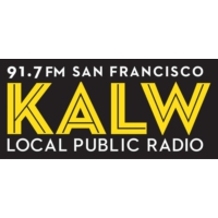 Logo of radio station KALW