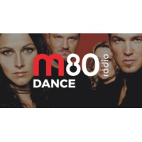 Logo of radio station M80 Rádio - Dance