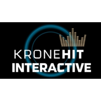 Logo of radio station KRONEHIT Interactive