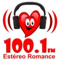 Logo of radio station XHRCH Estéreo Romance 100.1 FM