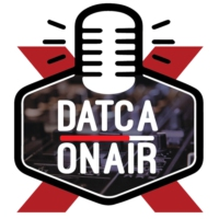 Logo of radio station Datça OnAir