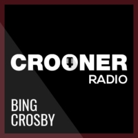 Logo of radio station Crooner Radio Bing Crosby