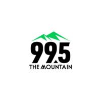 Logo of radio station KQMT The Mountain 99.5 FM