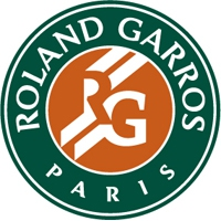 Logo of radio station Radio Roland-Garros English