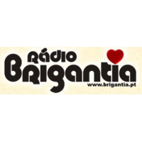 Logo de la radio Rádio Brigantia