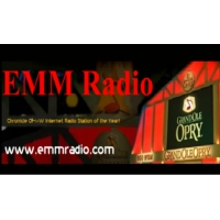 Logo of radio station EMM Radio
