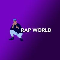 Logo of radio station Rap World