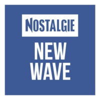 Logo of radio station Nostalgie New Wave