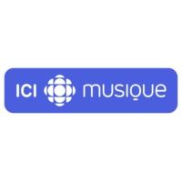 Logo of radio station ICI Musique 100.7 FM - Montréal