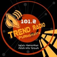 Logo of radio station Trend FM 101.2