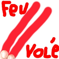 Logo of radio station FeuVolé