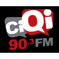 Logo de la radio CIQI 90.3