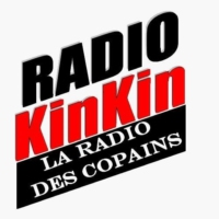 Logo of radio station radiokinkin