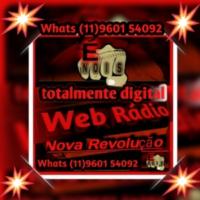Logo of radio station Web Rádio Nova Revolução