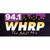 Logo of radio station WHRP