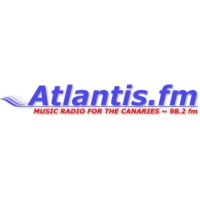 Logo of radio station Atlantis