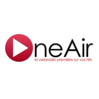 Logo of radio station ONEAIR