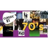 Logo de la radio Classic 21 - 70's (RTBF)