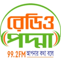 Logo of radio station Radio Padma 99.2 fm