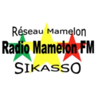 Logo of radio station Radio Mamelon Sikasso