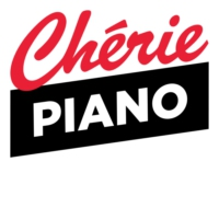 Logo of radio station Chérie Piano
